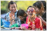 เล่นน้ำสงกรานต์ Play Songkran