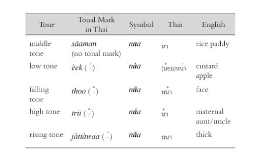 Tone Phonetics