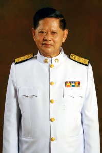 Tourism and Sports Minister, Deputy Prime Minister, Chumphol Silapa-acha